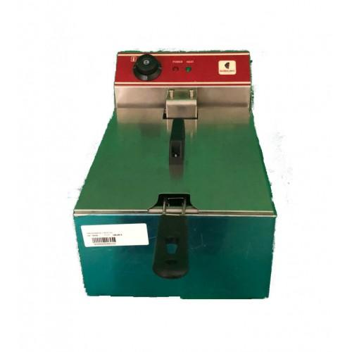 Freidora eléctrica 8 litros sin grifo