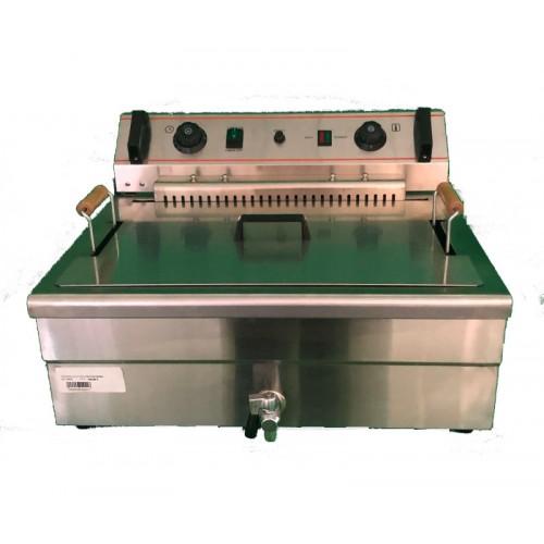 Freidora eléctrica pastelera 20 litros