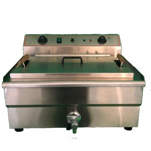 Freidora eléctrica pastelera 30 litros