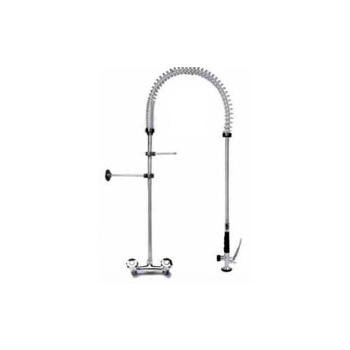 Grifo ducha con pomo 2 aguas a pared