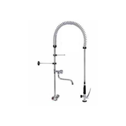 Grifo ducha con pomo 2 aguas caño central