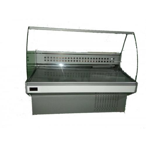 Vitrina refrigerada ventilada