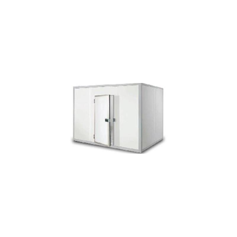 Camara de refrigeración 3000x2500x2200 sin suelo