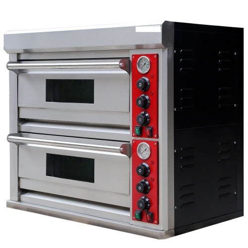 horno de pizza 2 planta a gas